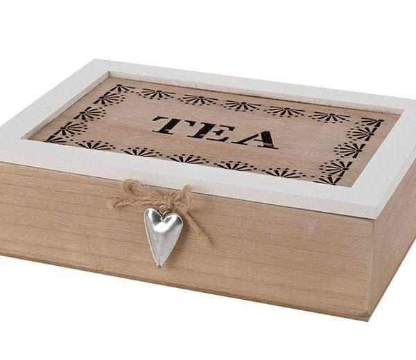 cutie capac ceai